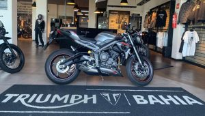 Triumph, Street Triple 765 RS, 2020, baixa quilometragem, esportiva, 765 cc