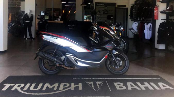 scooter, Honda PCX 150 Sport, 150 cc, econômica, ágil