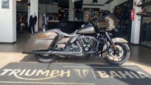 Harley Davidson FLT RXS, 2020, 1868 cc, custom, acessórios, equipada