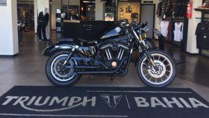 Harley Davidson, XL 883, custom, 2013, 883 cc