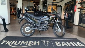 Honda, XRE 190, 2018, 190 cc, uso misto, semi-nova
