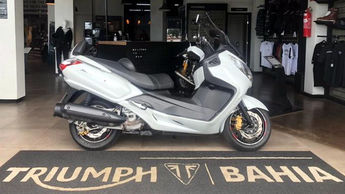 maxi-scooter, Dafra Maxsym 400i, 2019, 400 cc, conforto, segurança