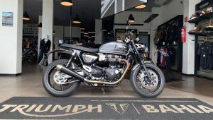 Triumph Speed Twin, 1.200 cc, 2019, clássica, moderna