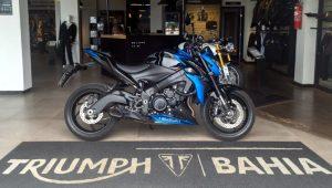 Suzuki GSX 1000 A, naked, esportiva, 2020/2021, 1.000 cc, desempenho