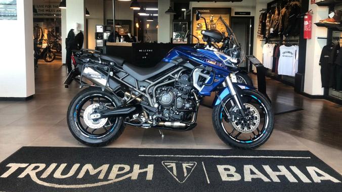 Tiger 800 XRT, 2019/2020, 800 cc, big-trail