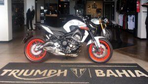 Yamaha, MT-09, esportiva, 847 cc, 115 HP, semi-nova