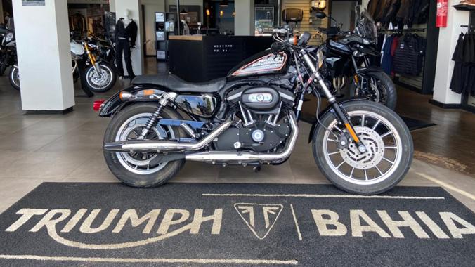 Harley Davidson, XL 883R, 2013, custom, 883 cc