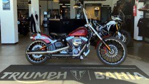 Harley Davidson Softail Breakout, 1.700 cc, custom