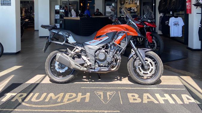 Honda CB 500X, 2019, 500 cc, Honda, multi-purpose
